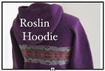Roslin Fair Isle Hoodie