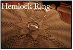 Hemlock Ring Throw Pattern