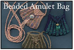 Beaded Amulet Bag Pattern
