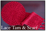 Lace Tam and Scarf Pattern